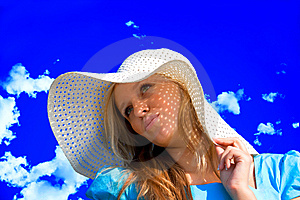 Hat Royalty Free Stock Photography - Image: 8755937
