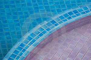 Abstract Swimming Pool Royalty Free Stock Photography - Image: 8757907