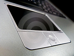 Touchpad Royalty Free Stock Photography - Image: 8765087