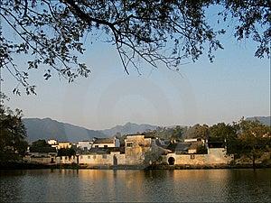 Chinese Village Royalty Free Stock Image - Image: 8766236