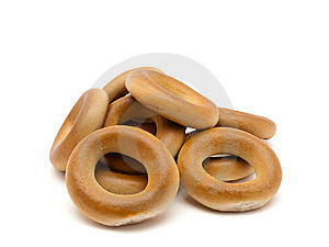 Much Bagels 2 Royalty Free Stock Photos - Image: 8767988