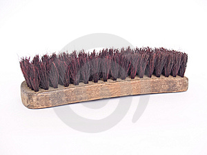 Shoe Shine Brush Stock Images - Image: 8768604