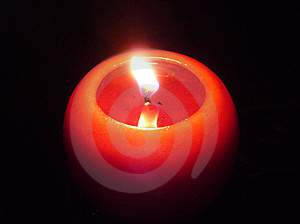 Candle Light Stock Photos - Image: 8768793