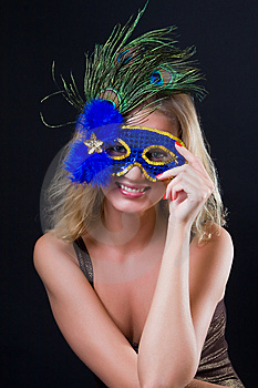 Mask Stock Images - Image: 8769474
