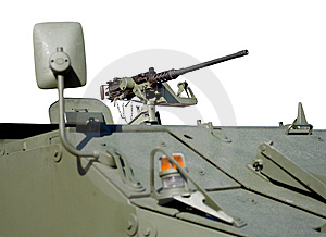 Military Gun Machine Royalty Free Stock Photography - Image: 8769497