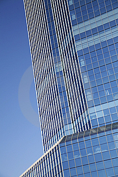 Modern Skyscraper Stock Photography - Image: 8771412