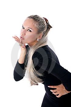 20s Girl Royalty Free Stock Photos - Image: 8772988