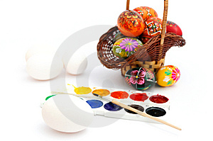 Easter Creation Stock Photos - Image: 8776543