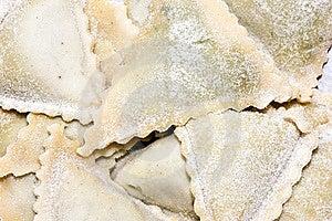 Pasta Dei Ravioli Fotografie Stock Libere da Diritti - Immagine: 8776568