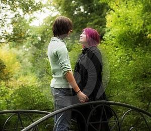 Lovely Couple Stock Photography - Image: 8776952