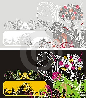 Frame Element Royalty Free Stock Photography - Image: 8779527