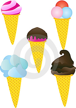 Icecream Stock Photos - Image: 8780413