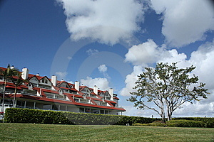 Sunny Resort Royalty Free Stock Photos - Image: 8780568