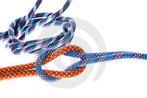 Climbing Rope Royalty Free Stock Photos - Image: 8786498