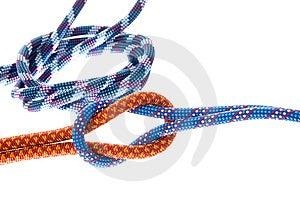 Climbing Rope Royalty Free Stock Photos - Image: 8786498