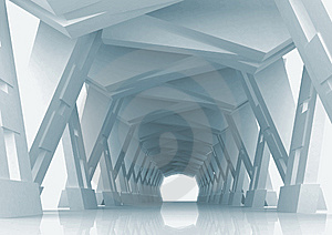 Tunnel Royalty Free Stock Image - Image: 8787006