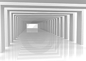 Tunnel Royalty Free Stock Photography - Image: 8787067