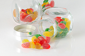 Fruit Jellys Royalty Free Stock Images - Image: 8789839