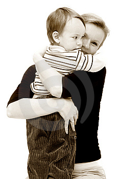 Mother And Son Stock Photos - Image: 8791353