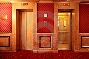 Elevator Royalty Free Stock Images - Image: 8791799