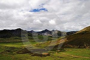Plateau Scenery Royalty Free Stock Photo - Image: 8794475