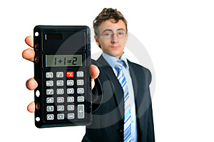 Arithmetic Royalty Free Stock Photo - Image: 8794845