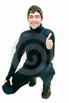 Man In Suit Stock Image - Image: 8797191