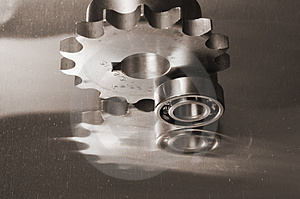 Gear Concept Stock Image - Image: 882311