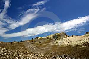 Clouds Royalty Free Stock Images - Image: 889939