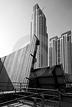 Residential Building 2 Royalty Free Stock Images - Image: 8805269