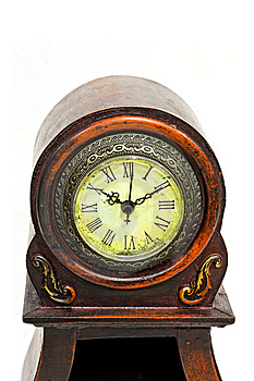 Old Clock Royalty Free Stock Photo - Image: 8805985
