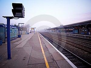 Platform 2 Stock Images - Image: 8809094