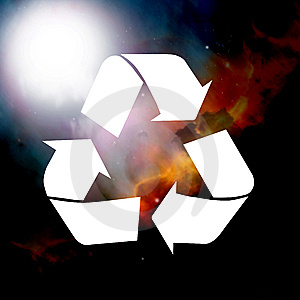 Recycle Royalty Free Stock Photography - Image: 8813747