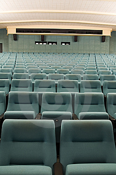 Empty Cinema Royalty Free Stock Photos - Image: 8815138