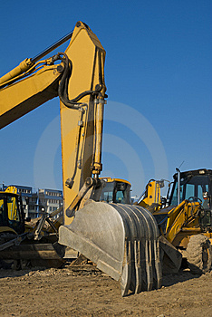 Construction Area Royalty Free Stock Images - Image: 8815889