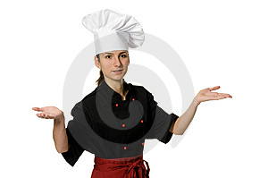 Cook Royalty Free Stock Photo - Image: 8816845