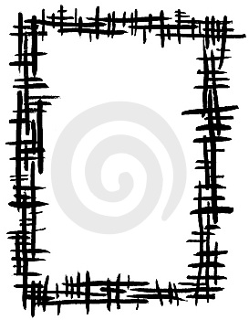 Lines Frame Stock Photos - Image: 8818333