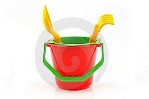 Sandbox Toys Royalty Free Stock Images - Image: 8818479