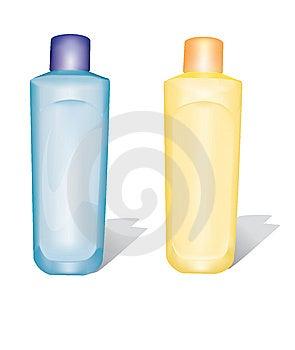 Plastic Bottles 2 Royalty Free Stock Photography - Image: 8820007