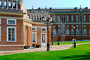 The Palace Stock Image - Image: 8820581