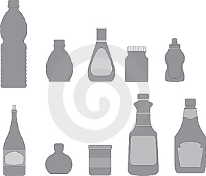 Jar, Container, Bottle, Spices Royalty Free Stock Images - Image: 8821889