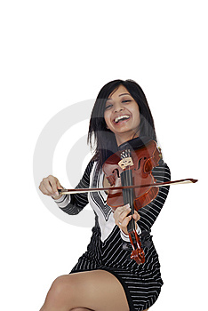 Sexy Indian Musician Stock Photography - Image: 8821962
