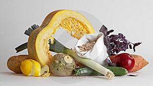 Vegetables Closeup Stock Image - Image: 8822811