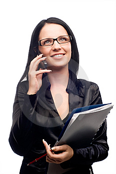 Beautiful Businesswomen Stock Images - Image: 8824804