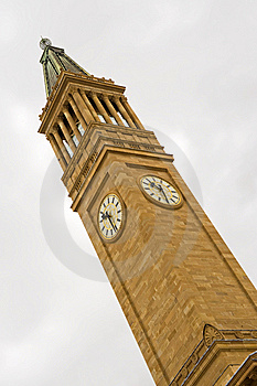 Brisbane Clock Tower Royalty Free Stock Images - Image: 8825009