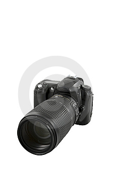 Digital Camera Royalty Free Stock Photography - Image: 8825127