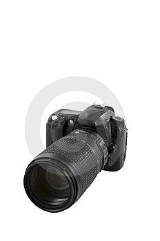 Câmara Digital Fotografia de Stock Royalty Free - Imagem: 8825127