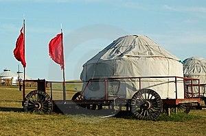 Yurt Royalty Free Stock Photo - Image: 8828095