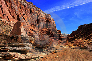 San Rafael Swell Stock Photos - Image: 8828513