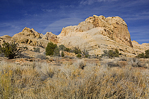 San Rafael Swell Royalty Free Stock Photos - Image: 8828558